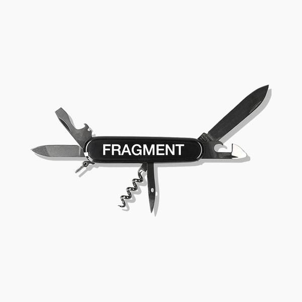 fragment design x Victorinox Swiss Army Knives