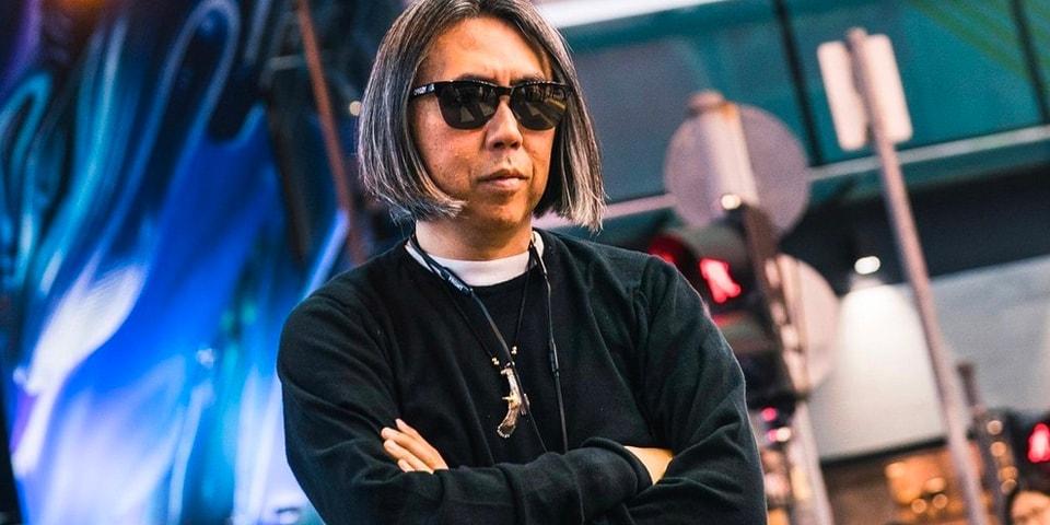 Hiroshi Fujiwara Also Reveals fragment design x Nike Air Force 1 High