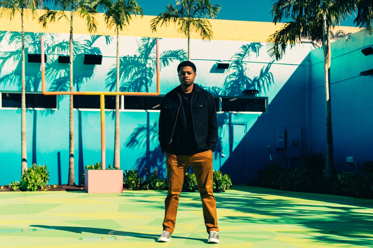 Frankie Walker Jr. UNKNWN Miami Co-Founder Streetsnaps style interview store shop feature