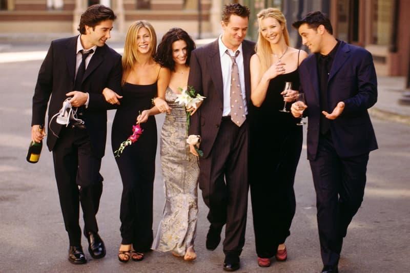 Friends HBO Max Reunion Special Announcement Info Jennifer Aniston Courteney Cox Lisa Kudrow Matt LeBlanc Matthew Perry David Schwimmer
