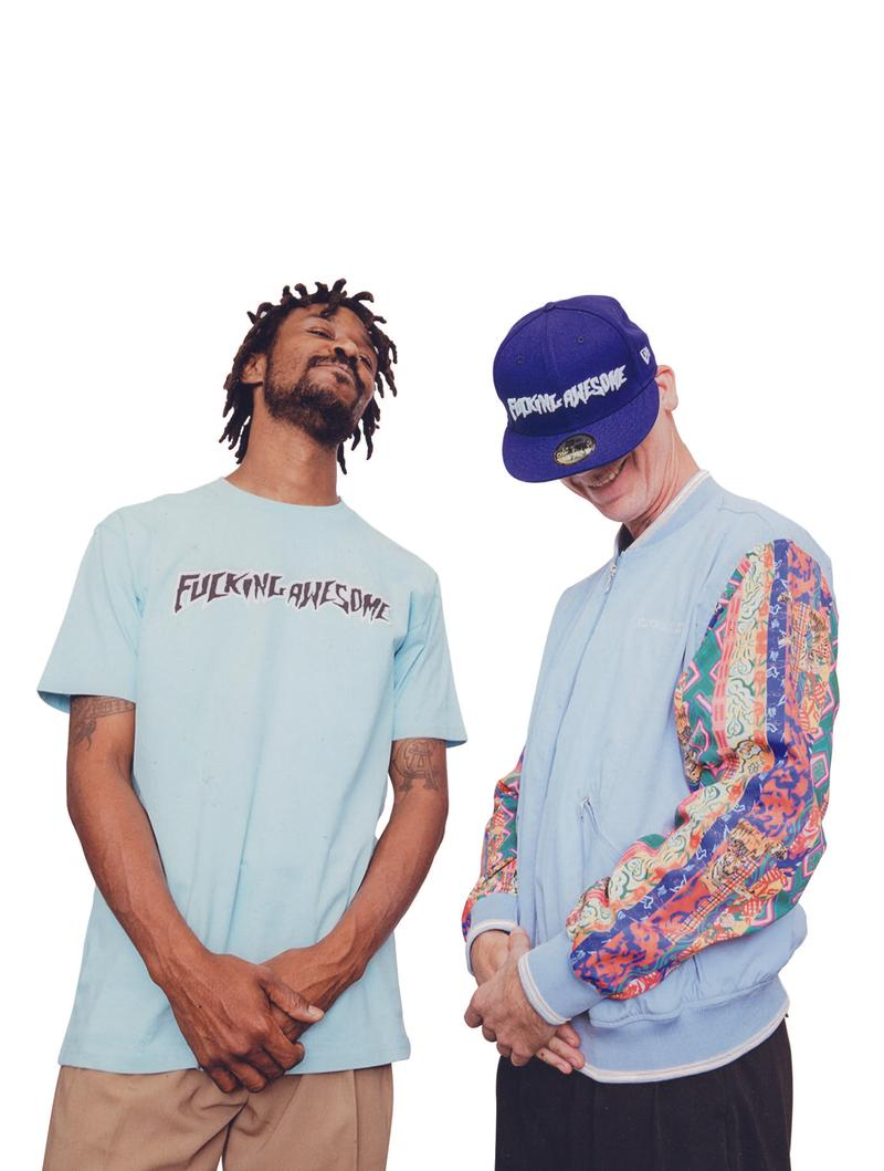Fucking Awesome Spring Summer 2020 Collection Lookbook Drop 1 2 Jason Dill Buy Price Release