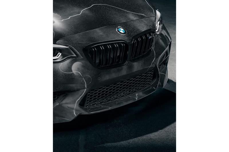 Futura 2000 x BMW M2 Art Car for Frieze LA 2020 First Look Art World Announcement Closer Look @futuralaboratories graffiti artist hand painted