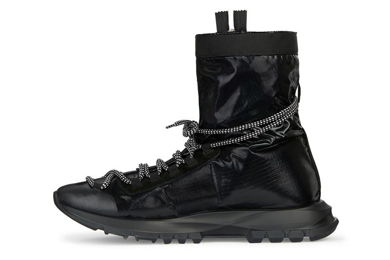 givenchy Spectre sneaker shoe black nylon release date info photos price