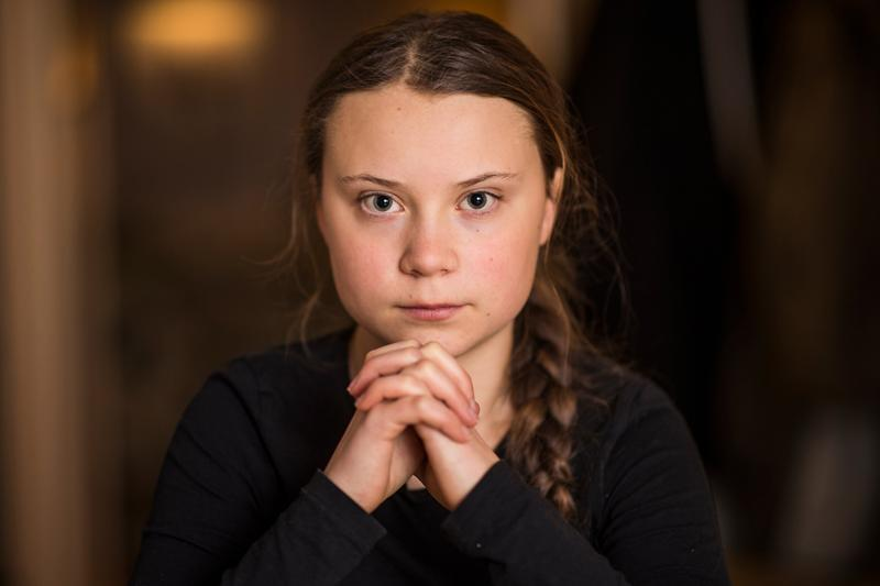 Greta Thunberg Nominated Nobel Peace Prize woman history teenage environmental activist