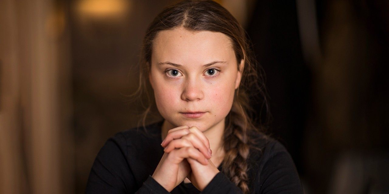 Greta Thunberg Nominated for Nobel Peace Prize