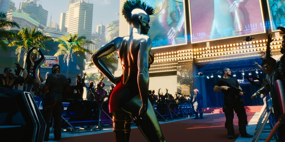 Grimes Discloses Her 'Cyberpunk 2077' Character's Backstory