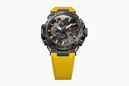 Bruce Lee x G-SHOCK MRGG2000BL-9A Watch