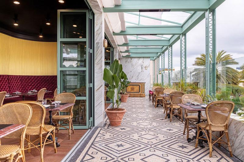 Gucci Osteria da Massimo Bottura Beverly Hills los angeles california american restaurant february 17 2020 open launch reservations