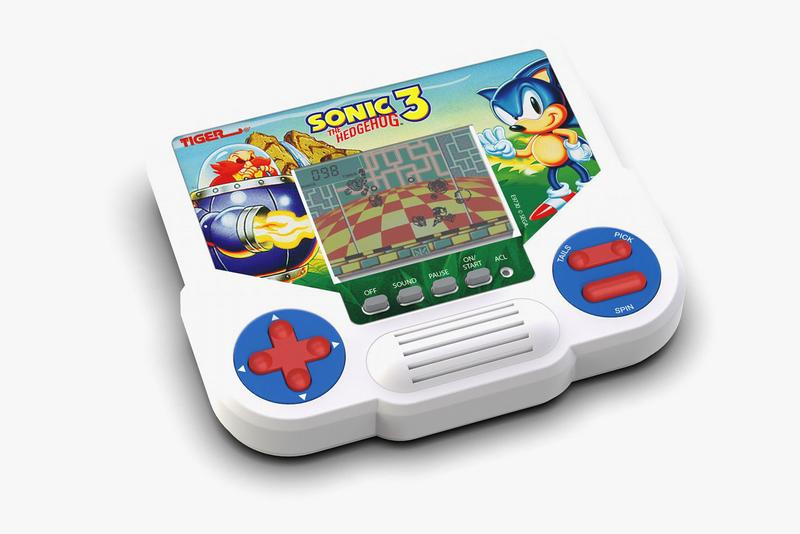 Hasbro Revives Tiger Electronics LCD Handhelds sonic the hedgehog three little mermaid x-men project x transformers generation 2 unit release date buy game toy