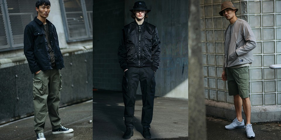 HAVEN Fragments Military & Workwear Inspirations for SS20