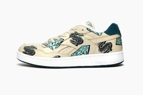 Billionaire Boys Club Ice Cream x Reebok BB 4000 Mu