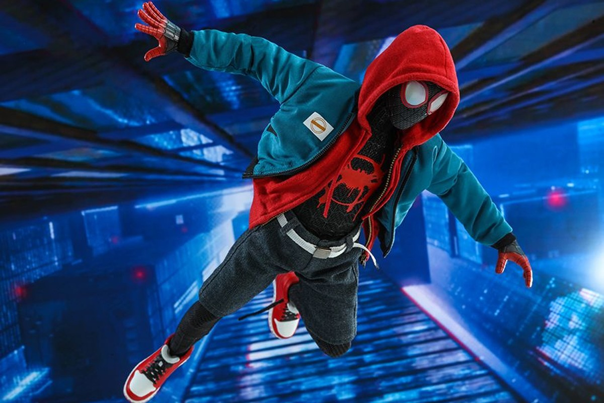 Hot Toys Miles Morales 'Spider-Man