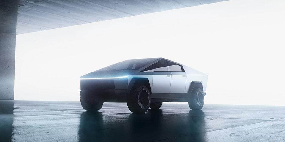 Hot Wheels Tesla Cybertruck R/C Car Unveiled | HYPEBEAST