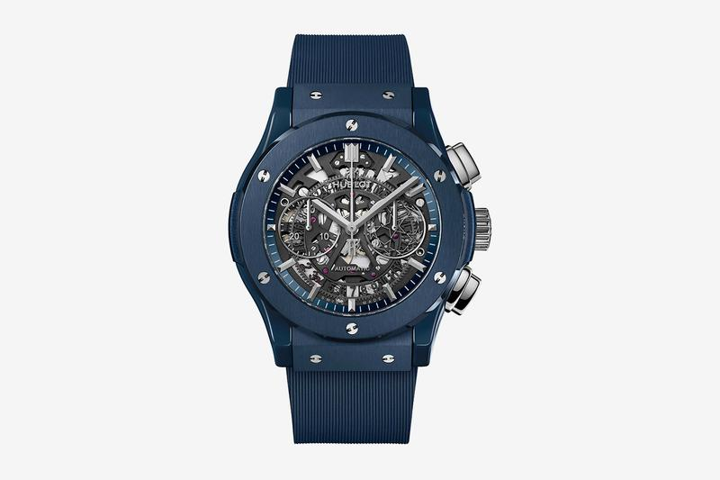 hublot uefa champions league football soccer classic fusion aerofusion chronograph watches accessories