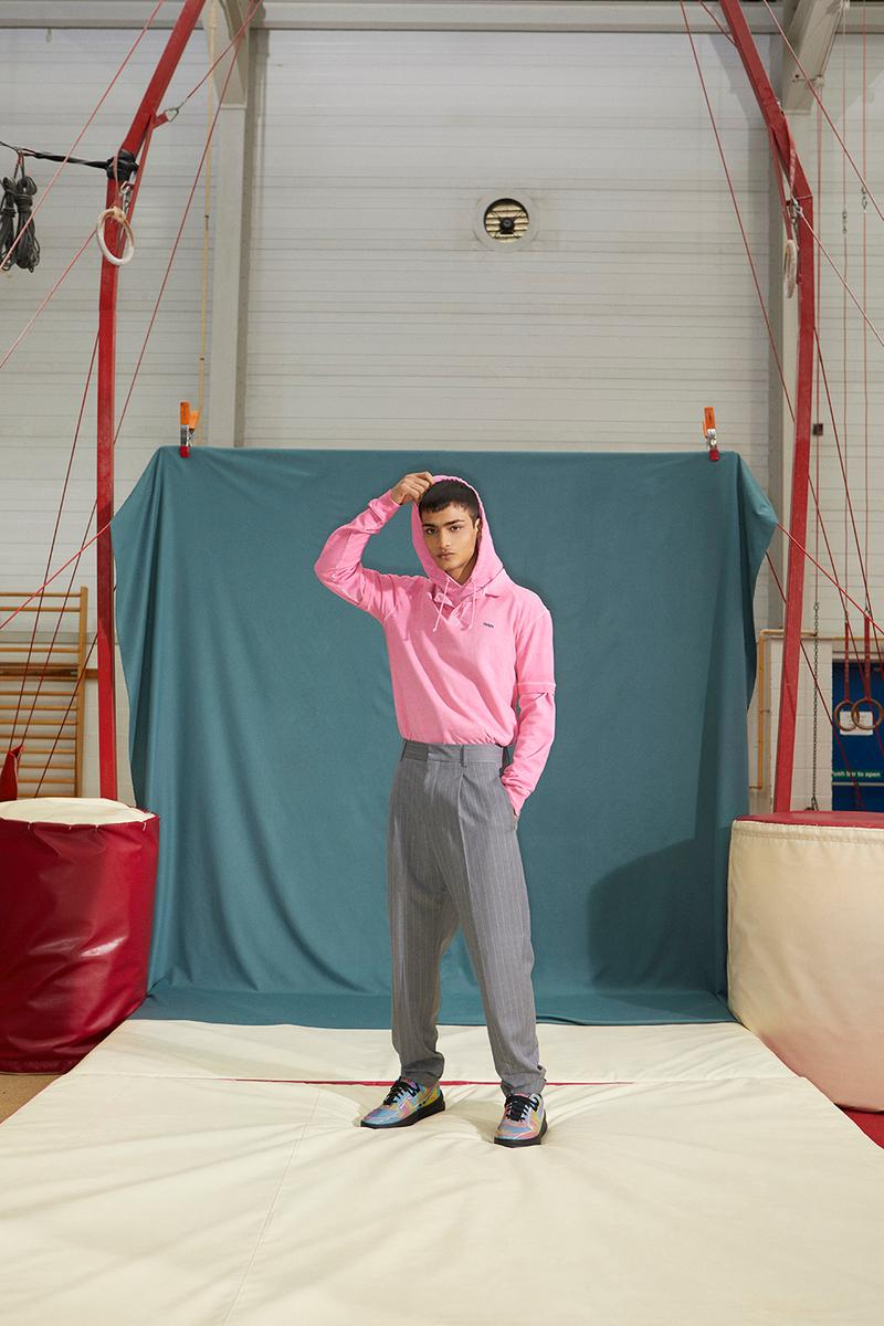 HUGO Presents Track Tailoring Capsule Collection SS20 Hugo Boss Spring Summer 2020
