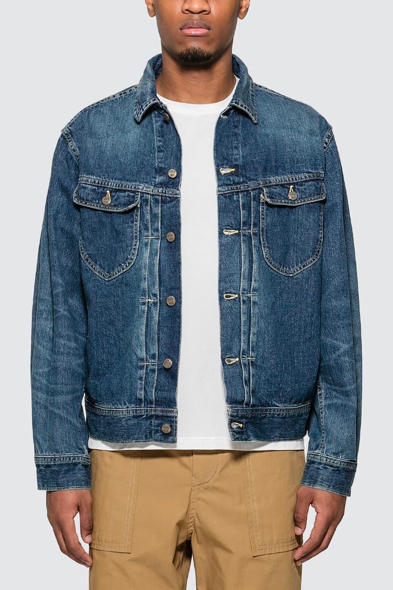 HUMAN MADE Denim Work Jacket Release nigo hbx Release info Buy Price