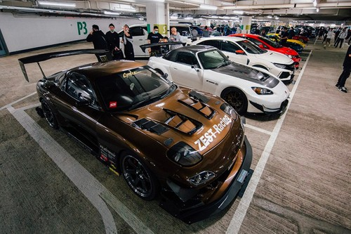 """COPAZE's Latest """"UNDERGROUND"""" Meet Brought Out Hong Kong's Best Modified Cars"""