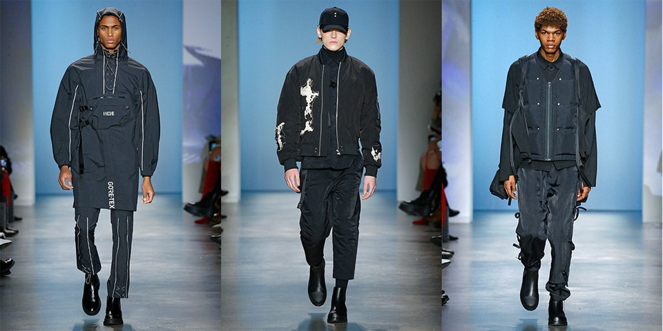 Hypebeast On Flipboard Iise S Fw20 Collection Investigates Principles Of Symmetry Balance Proportion