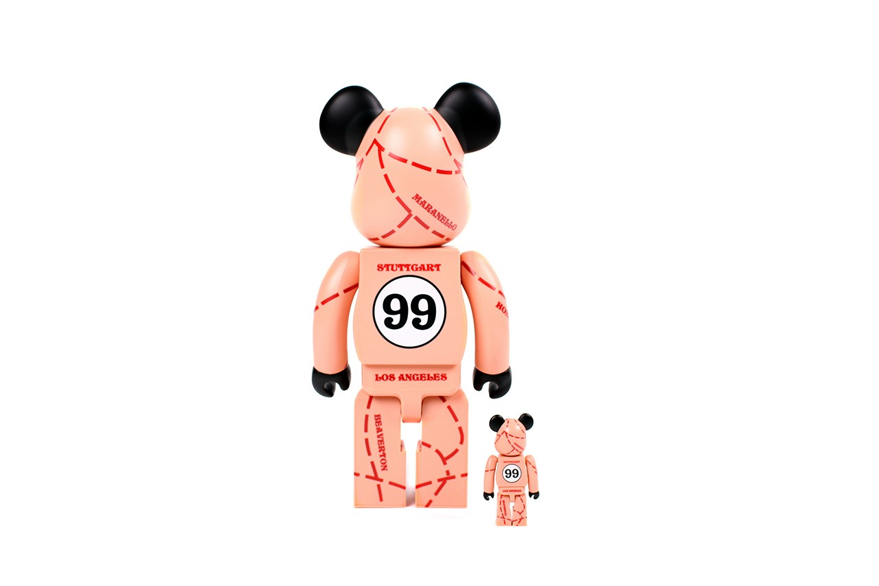 Illest x Medicom Toy BE@RBRICK