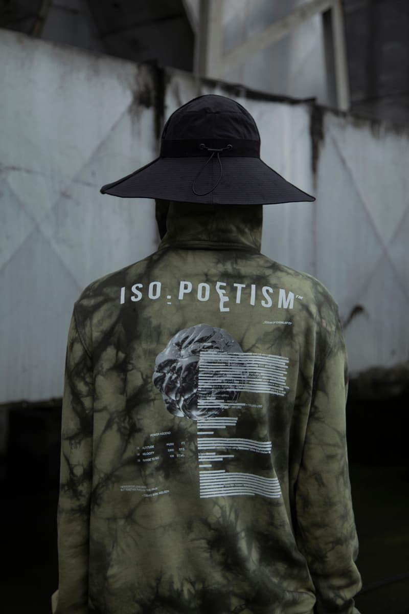 ISO.POETISM by Tobias Birk Nielsen SS20 Lookbook collection spring summer 2020 menswear OCEAN OF (DIS)BELIEF
