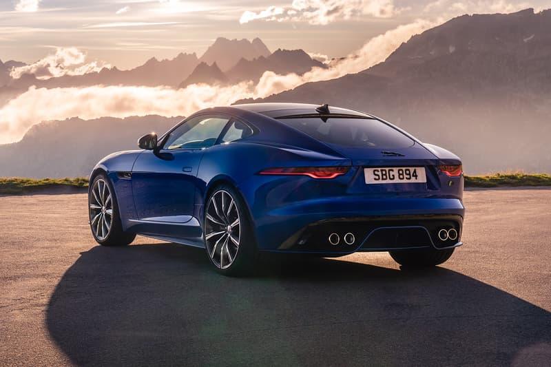 Jaguar Unveils F-TYPE Coupé and Convertible Range Car Automotive