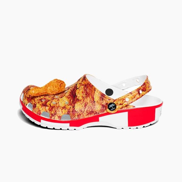 KFC x Crocs Classic Clogs Collaboration