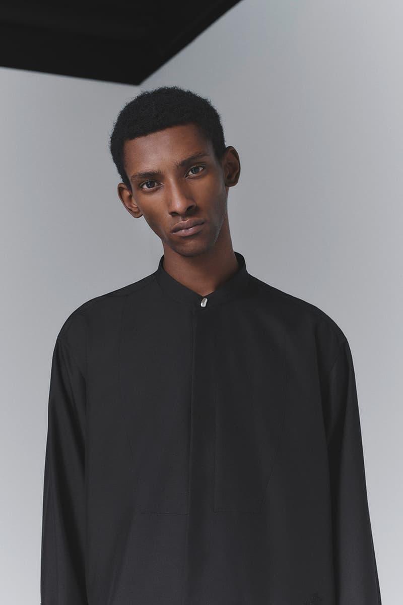 jil sander spring summer 2020 matches fashion release information exclusive capsule buy cop purchase luke lucie meier eveningwear
