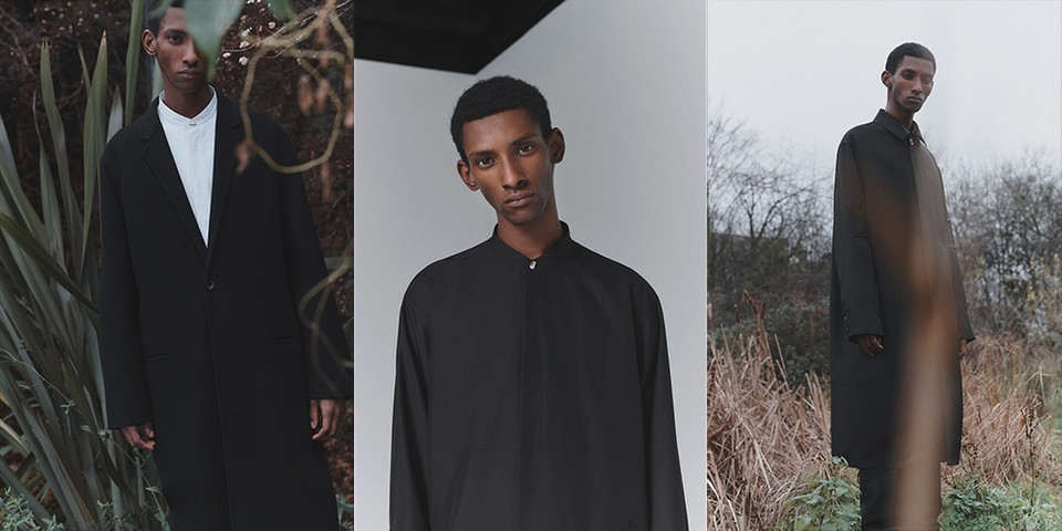 MatchesFashion Releases Minimalist Exclusive Jil Sander SS20 Capsule