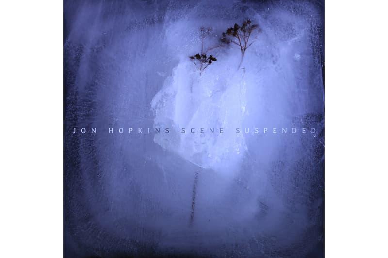 Jon Hopkins Scene Suspended Single Stream singularity Release In