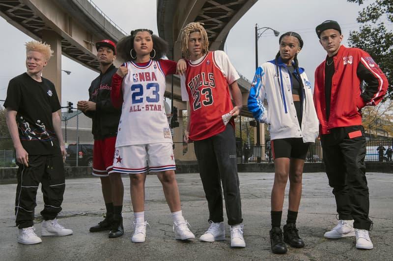 Jordan Brand x Mitchell & Ness NBA All-Star Weekend Collection 2020 basketball chicago bulls jackets collaborations apparel accessories Nike Michael Jordan hats