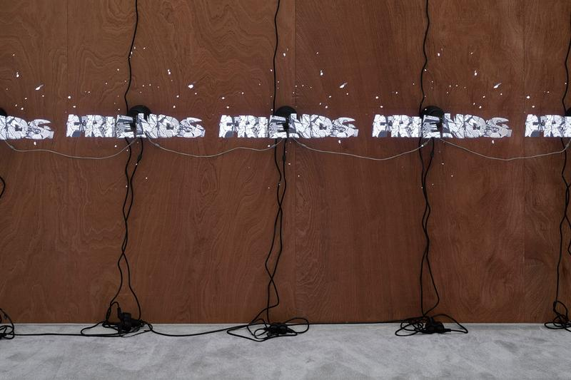 jordan wolfson artists friends racists david zwirner exhibition artworks paintings