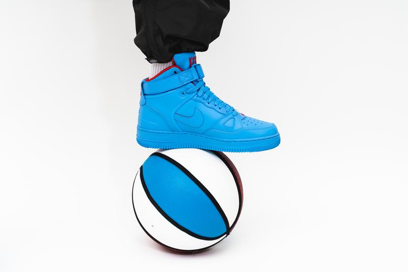just don c nike air force 1 2 3 hi high nba all star chicago university blue red cw3812 400 release date info photos price american express amex