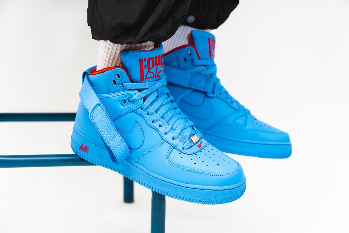 Just Don X Nike Air Force 1 Hi Chicago Detailed Look Hypebeast