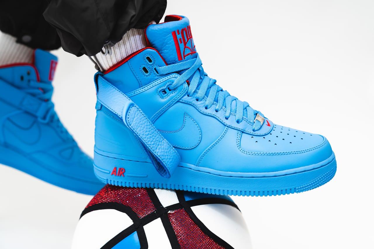 Just Don x Nike Air Force 1 Hi \