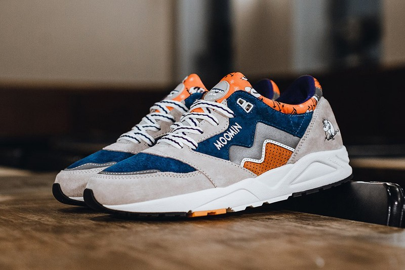 Karhu Crafts Aria 95 Sneaker Inspired by Beloved Moomin Characters