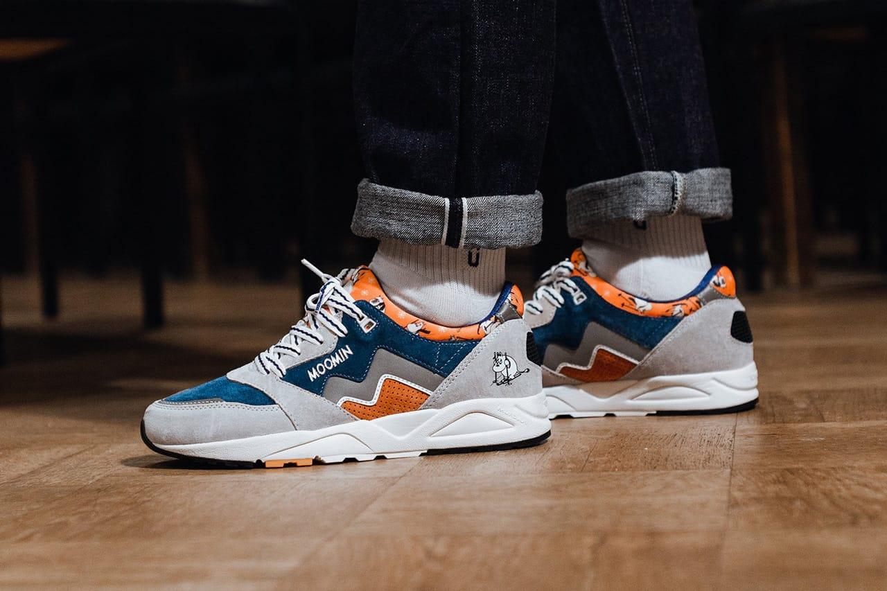 Moomins x Karhu Aria 95 Sneaker Collab