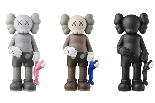 KAWS to Release 'SHARE' Companion Vinyl Figures