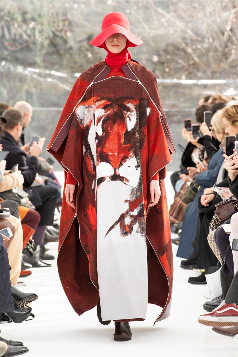 KENZO Fall/Winter 2020 Collection Runway Show presentation paris fashion week fw20 Felipe Oliveira Baptista debut first