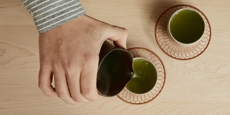 The New York Tea Shop Serving Japan's Finest