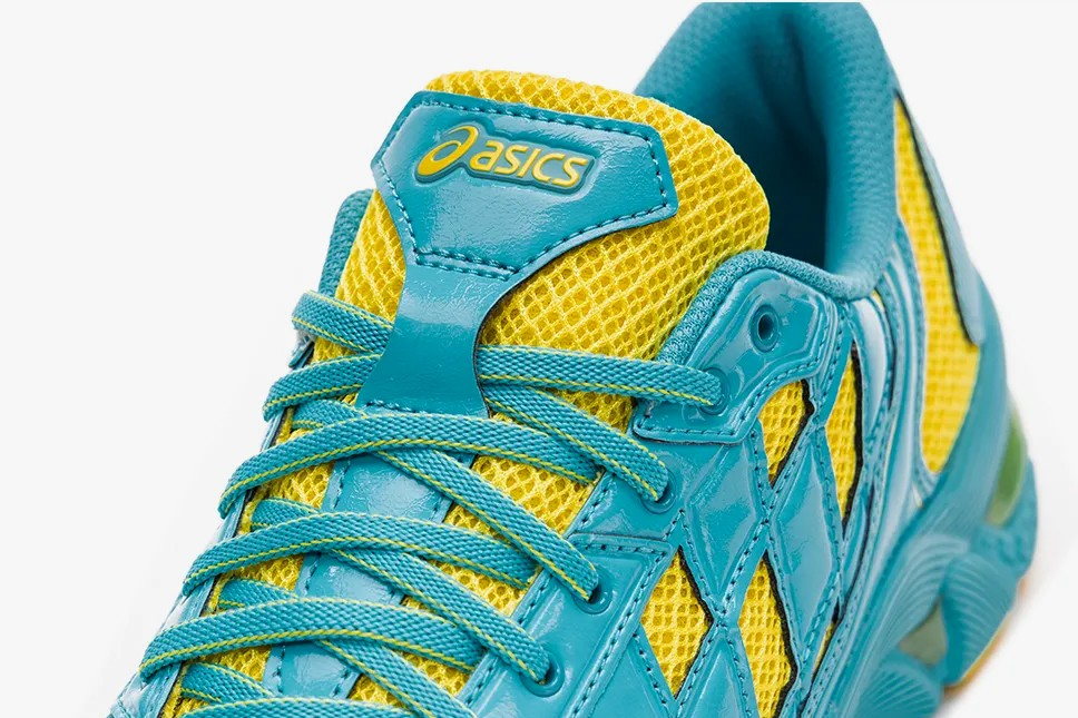kiko kostadinov asics gel kiril ice mint vibrant yellow cilantro white black carrier grey 1023A019 400 300 001 release date info photos price