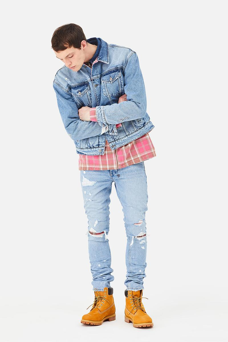 KITH x Ksubi Spring 2020 Capsule Collection Lookbook Release Information Closer Look Menswear Denim Brand USA Valentine's Day 2020 February 14 Drop Ronnie Fieg