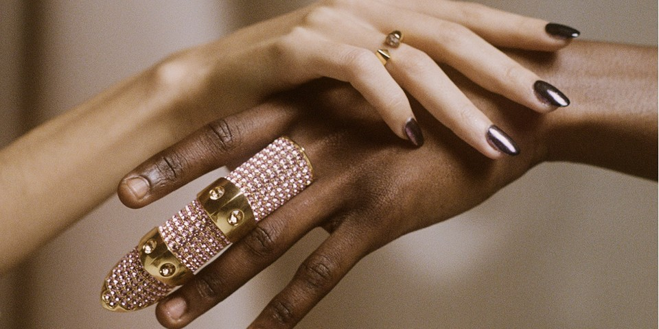 Klarna and Fashion Activist Bea Åkerlund Combat Tradition with Limited-Edition Ring Collection