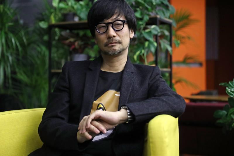 Kojima Productions Skipping Game Developers Conference COVID-19 ncov novel coronavirus death stranding