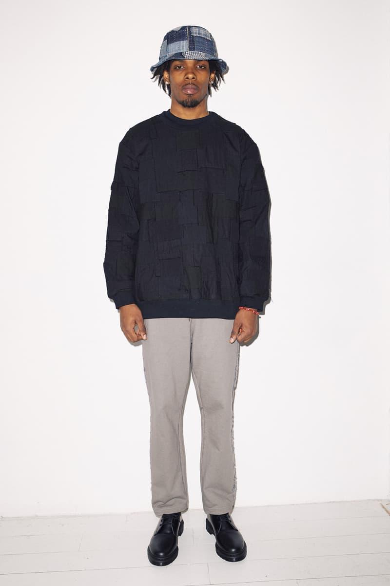KUON Fall/Winter 2020 Collection Lookbook fw20 new york fashion week nyfw mens japan