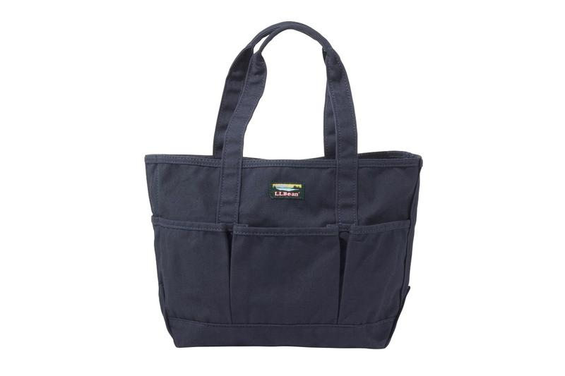 L.L. Bean Japan Katahdin Camping Tote Info Tote bags groceries shopping bags canvas bags accessories