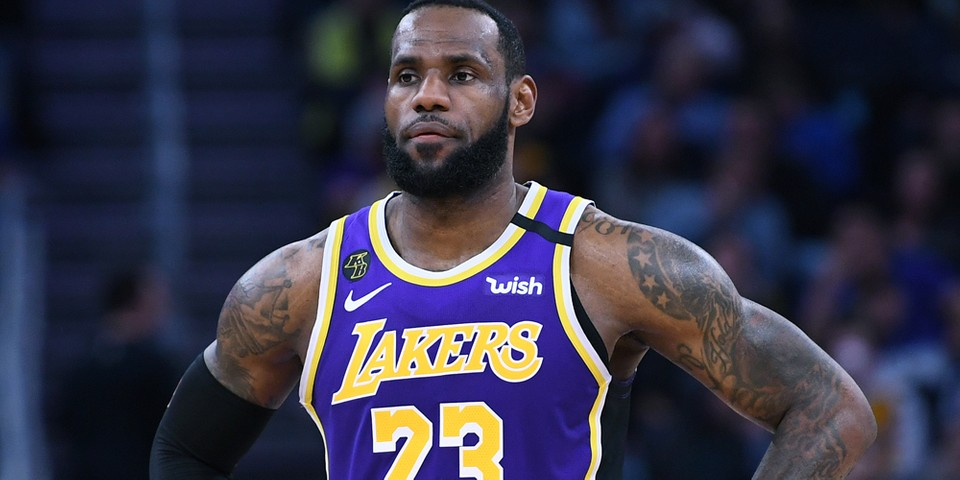"""LeBron James Sued for $33M USD for Allegedly Stealing """"More Than An Athlete"""" Slogan"""