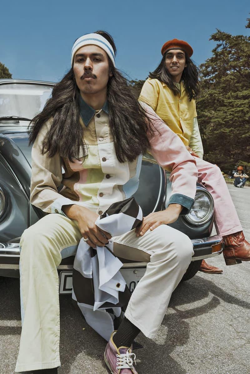 Levi's Vintage Clothing LVC SS20 Collection Lookbook spring summer 2020 san francisco soapbox derby albert einstein