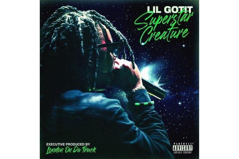 Lil Gotit Superstar Creature Album Stream london on da track free melly young nudy polo g