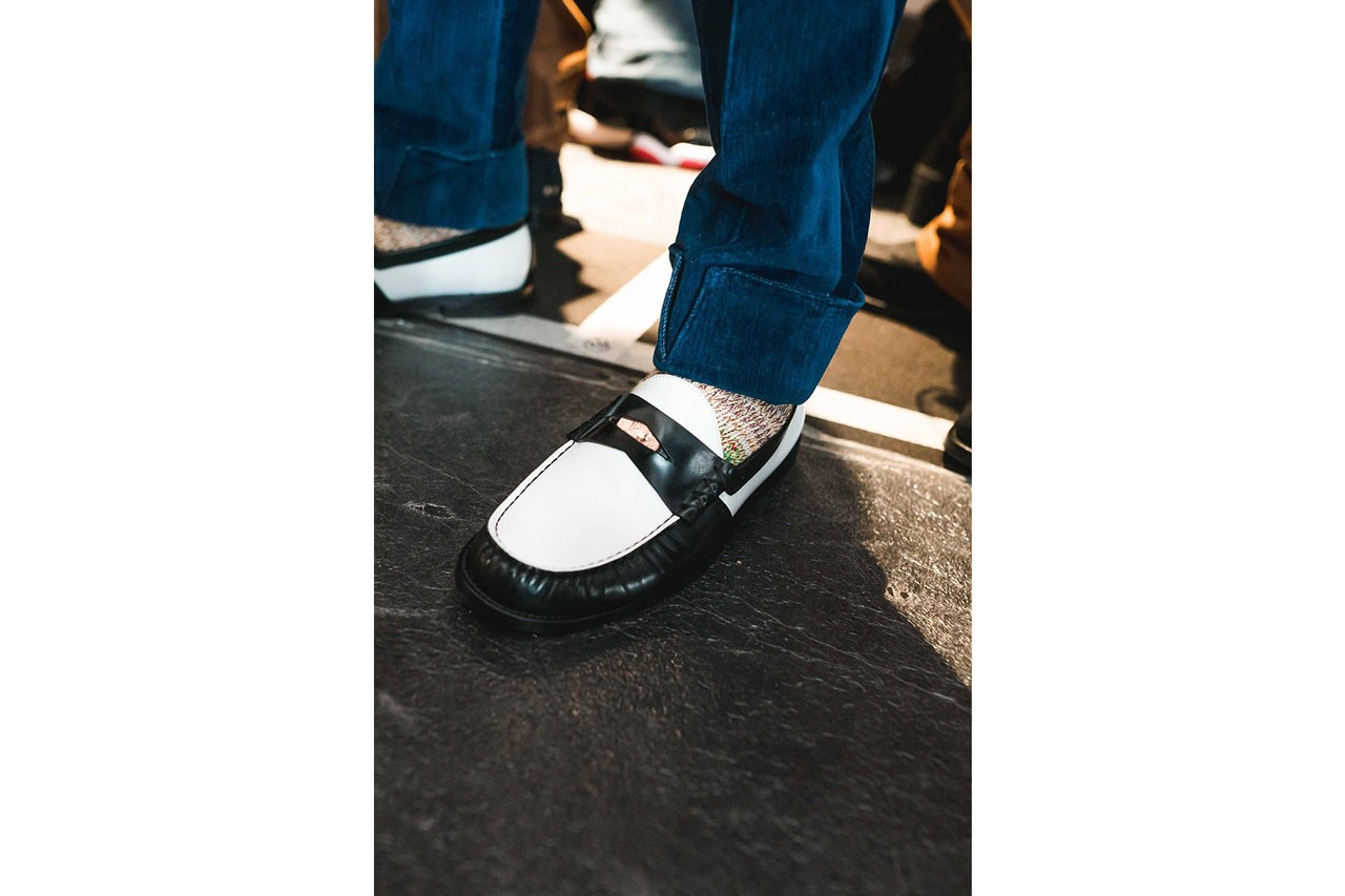 Loafers fall winter spring summer 2020 menswear footwear shoe trend report runway show collection fw ss