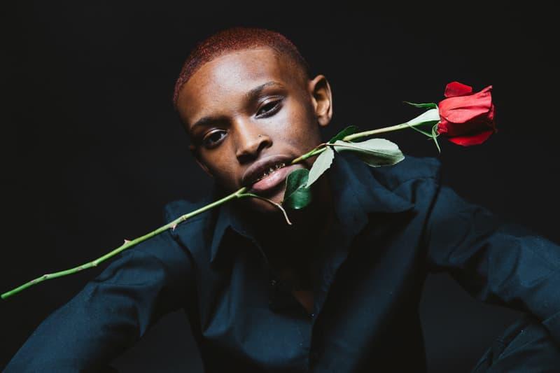 Lor Choc Baltimore Rapper Rose